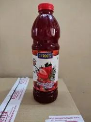 STRAWBERRY CRUSH 1 LITTER, Packaging Type: Bottle