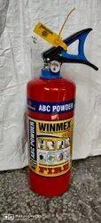 Uttar Pradesh Abc Fire Extinguisher Refilling Service, Size: 2kg To 25 Kg