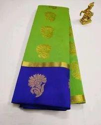 Trendy Silk Cotten Sarees