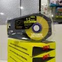 CANON 12mm White Label Tape