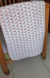 Parrot Print Beautiful Baby Quilt