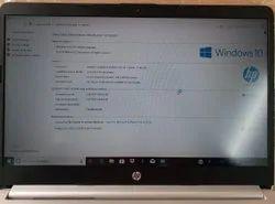 HP laptop 14s-cr1016TX