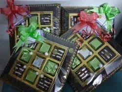 Mitasha brand Hamper Homemade Chocolates