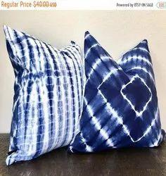 Handmade Tie & Dye Cushion Cover