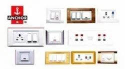 Anchor Electrical Switches