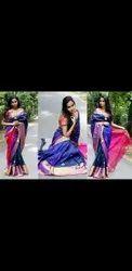 Uppada Pattu Maggam Work Silk Sarees