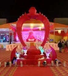 Dwivedi  Wedding Jaimala Themes