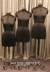 Foam Torso Female Dress Form, For Garment Shop, Size: 12
