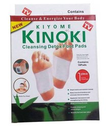 Kinoki Cleansing Detox Foot Patches
