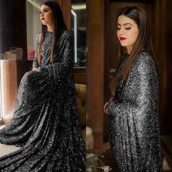 Kutchi & Phulkari Embroidered Sarees