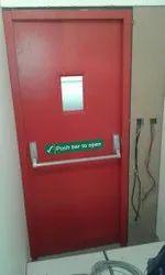 Hinged Fire Resistant Doors