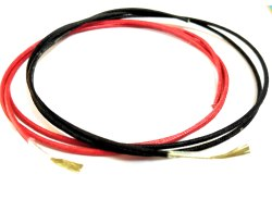 Stranded 1-3 mm Fiberglass Covered Copper Wire, For Industrial, Wire Gauge: 20-25