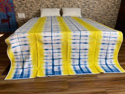 Tie Dye Cotton Machine Quilted Bed Blanket Quilts