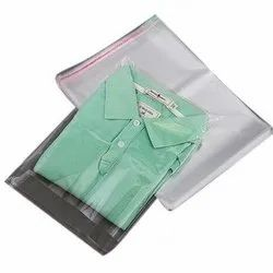 LDPE LD Printed Bags With Tape