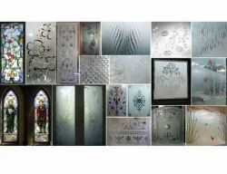5 mm Decorative Glass, For Decoration