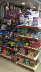 Toys & Gift Articles display rack