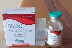 Ceftazidime Sulbactam Injection