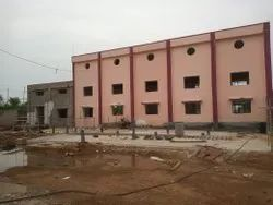 Industrial Building Construction Services, in Local