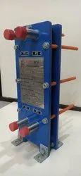 Platex India Aluminium Aluminum Electric Heat Exchanger, For Industrial
