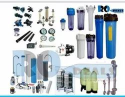 Ro Plant Components