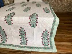 Meera Handicrafts Quilted AC Blanket Machine Quilts