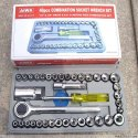 40 Pcs Combination Socket Wrench Set