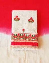 Chiffon Dress Material Top Length : 2.5mtrs Dupatta: 2.25mtrs Salwa. 2.00mtrs