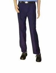 Cotton Uniform Pant, Waist Size: 28-36