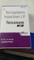 Teicoplanin 200 Mg Injection