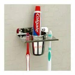 SS Toothbrush Holder