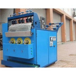 Stainless Steel Scrubber Making Machine