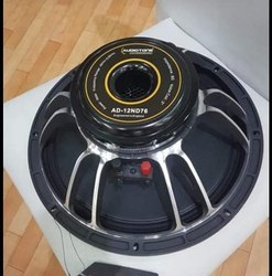 Audiotone Black Audio Speaker, 500