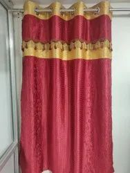 7 Ft And 5 Ft Readymade Curtains, For Door