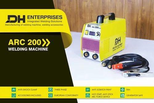 Welding Machine Arc 200