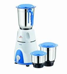 Bajaj Gx3 Mixer Grinder With 3 Jars Stainless Steel And Shipping Charge Extra