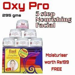 Exel Herbal Nourishing Facial Kit, Box, Packaging Size: 295 Gm