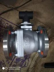 L&T Stainless Steel Two Piece Ball Valve