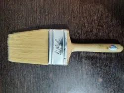 4 Inch Wooden Wall Painting Brush - 100mm Best Quality Paint Brushes