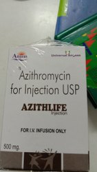 Azithromycin-Azithlife Injection