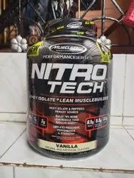 Nitro Tech Muscle Builder, 3 Kg, Non prescription