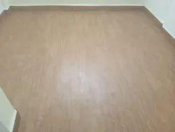 Brown Rectangular PVC Flooring Carpet, For Home,Office