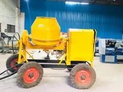 Portable Mobile Concrete Mixers