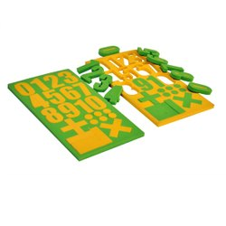 Indoor Eva Kids Counting Toy, Child Age Group: 1-4