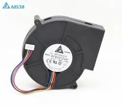 Delta Cooling Fan BFB1012VH Turbo Centrifugal Fan Blower 12v 1.80a 97x97x33mm