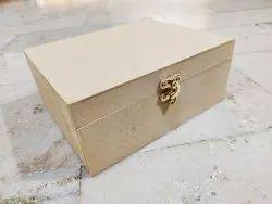 Raw Mdf Box