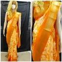 Ligalz Presents Tussar Silk In Exclusive Border Design With Blouse