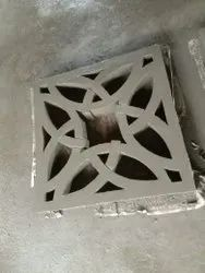 Cement Grill Mould, Shape: Rectangle, Capacity: 0-10  ton/day