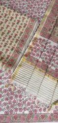 Vinayakam Export printed chanderi suits
