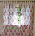 Ancher Buta Printed Curtain