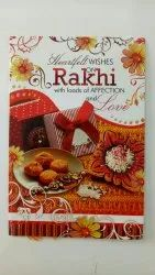 Rakhi Greeting Card